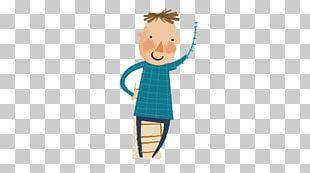 Boy Sleeve Logo Illustration PNG