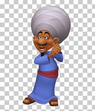 Kingdom Hearts II Kingdom Hearts Coded Genie Jafar Merchant PNG
