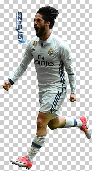 def4ae88f Isco Real Madrid C.F. UEFA Champions League Football Player Jersey PNG