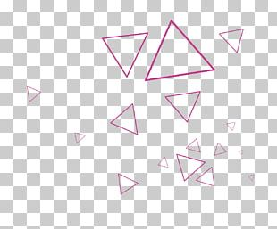 Triangle Area Pattern PNG