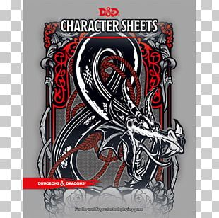 Dungeons & Dragons D&D Character Sheets Monster Manual Wizards Of The Coast PNG