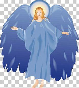 Angel Gabriel Cherub PNG