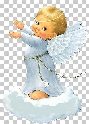 Cherub Angel Infant Child PNG