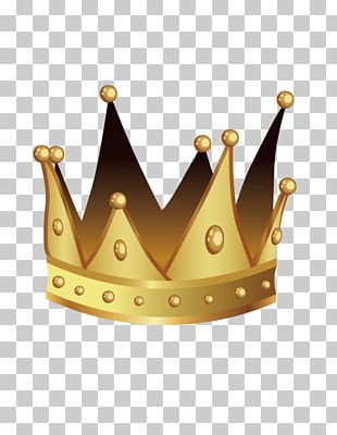 Crown Gold Computer File PNG