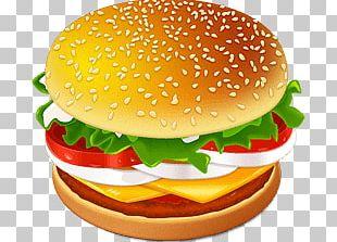 Food Burger PNG