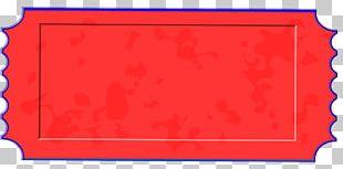 Voucher Text Frames Tikal Pattern PNG