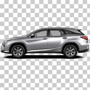 Toyota Highlander Car Lexus RX Sport Utility Vehicle PNG