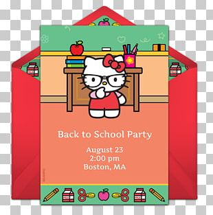 Hello Kitty Online Paper Party Punchbowl.com PNG
