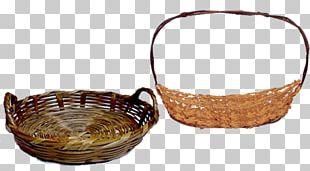 Basket Canasto Wicker PNG