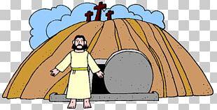 Jesus Is Risen! Resurrection Of Jesus Open Jesus Has Risen PNG