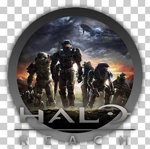 Halo: Reach Halo: Combat Evolved Halo Wars Halo 3: ODST Xbox 360 PNG