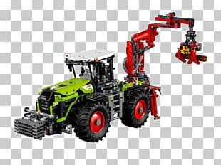 Lego Technic Claas Xerion 5000 Toy PNG