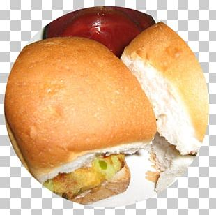 Slider Vada Pav Cheeseburger Breakfast Sandwich Indian Cuisine PNG