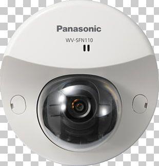 IP Camera Closed-circuit Television Panasonic WV-SF Dome Network Camera PNG