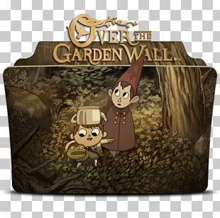 The Art Of Over The Garden Wall Television Show Poster PNG