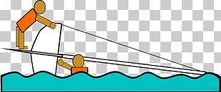 Capsizing Sailing Sailboat PNG