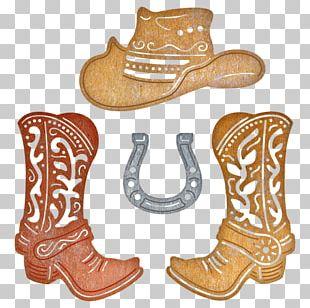 Die Cutting Cowboy Paper Cheery Lynn Designs PNG