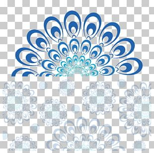Asiatic Peafowl Feather PNG