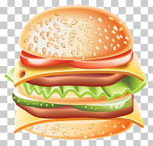Hamburger Whopper Hot Dog Cheeseburger PNG