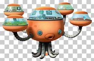 Octopod PNG