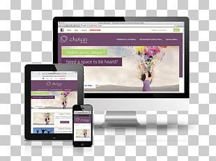 Website Builder Responsive Web Design Digital Marketing PNG