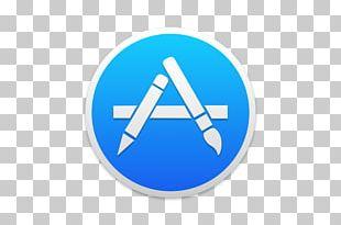 App Store IOS Apple MacOS Mobile App PNG