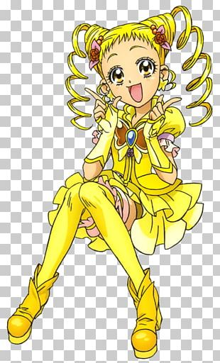 Urara Kasugano Komachi Akimoto Rin Natsuki Nagisa Misumi Pretty Cure PNG