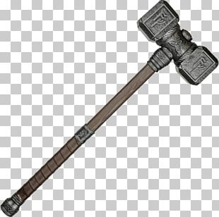War Hammer Live Action Role-playing Game Weapon PNG