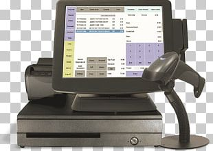Point Of Sale Business Computer Software Cash Register POS-оборудование PNG
