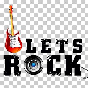 Rock Music Poster PNG