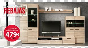 Sonoma Wall Unit Furniture Oak Commode PNG