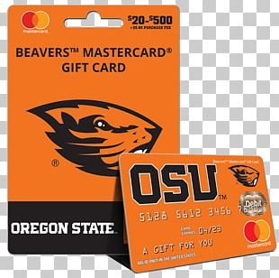 Oregon State University Mug Gift Card University FanCards PNG