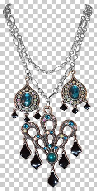 Necklace Gemstone Earring Jewellery PNG