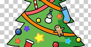 Christmas Day Christmas Tree Ornaments Open PNG