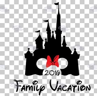 Mickey Mouse Minnie Mouse Cinderella Castle The Walt Disney Company Silhouette PNG