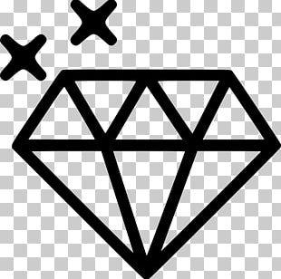 Diamond Cut Jewellery Gemstone PNG