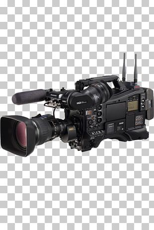 Panasonic Camcorder Video Cameras P2 Professional Video Camera PNG