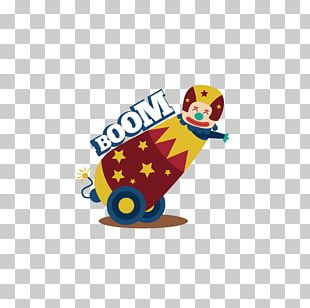 Performance Circus Clown PNG