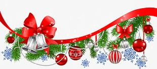 Christmas Decoration Transparent Background PNG