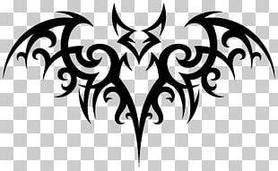 Bat Tattoo PNG
