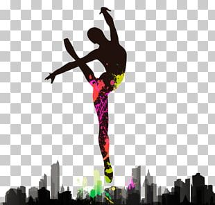 Dance Silhouette Ballet PNG