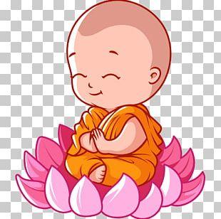 Buddhism Cartoon Buddha's Birthday Vesak PNG