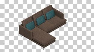 Couch Furniture Living Room Sofa Bed PNG