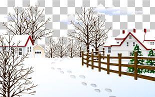 Winter Pixel PNG