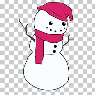 Frosty The Snowman Art PNG