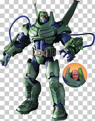Lex Luthor Superman Darkseid Action & Toy Figures The New 52 PNG