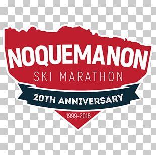 Logo Noquemanon Ski Marathon Font Product Racing PNG