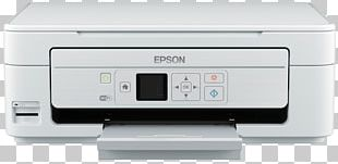 Multi-function Printer Epson Expression Home XP-345 Ink PNG