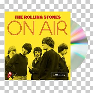 On Air The Rolling Stones Exile On Main St Album Phonograph Record PNG