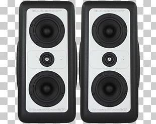 Studio Monitor Computer Speakers Barefoot Sound Subwoofer PNG